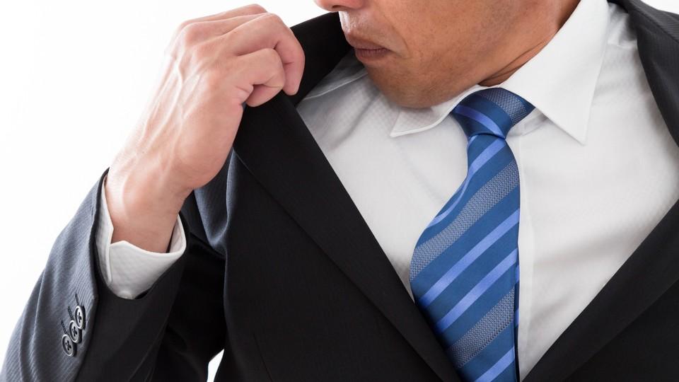男の加齢臭の原因や対策は!柿渋石鹸【男のたしなみ】が救う!
