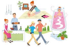健康は睡眠と食事と適度な運動!そしてサプリも効果的に!